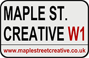 Maple Street Creative logo